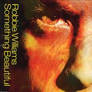 Click here for more info about 'Robbie Williams - Something Beautiful CD + DVD'
