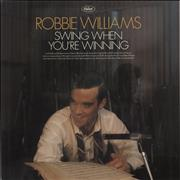 Click here for more info about 'Robbie Williams - Swing When You're Winning'
