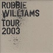 Click here for more info about 'Robbie Williams - Tour 2003'