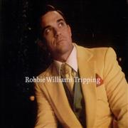 Robbie Williams Tripping UK CD single