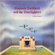 Robert Calvert Captain Lockheed And The Starfighters UK vinyl LP