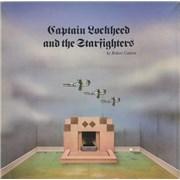 Robert Calvert Captain Lockheed And The Starfighters - EX UK vinyl LP