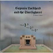 Robert Calvert Captain Lockheed And The Starfighters USA vinyl LP