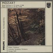 Click here for more info about 'Robert Casadesus - Mozart: Piano Concerto In D Minor, K.466 / Piano Concerto In B Flat, K.456'