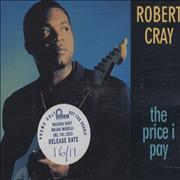 Click here for more info about 'Robert Cray - The Price I Pay'
