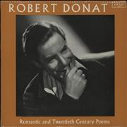 Click here for more info about 'Robert Donat - Romantic And Twentieth Century Poems'