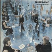 Click here for more info about 'Robert Fripp & Brian Eno - No Pussyfooting - EX'