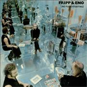 Click here for more info about 'Robert Fripp & Brian Eno - No Pussyfooting'