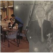 Robert Fripp God Save The Queen / Under Heavy Manners UK vinyl LP