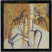 Robert Fripp Let The Power Fall + Postcard - EX UK vinyl LP