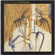 Robert Fripp Let The Power Fall - EX UK vinyl LP