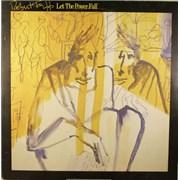Robert Fripp Let The Power Fall UK vinyl LP