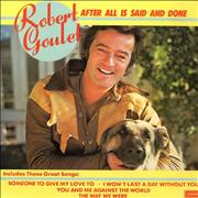 Click here for more info about 'Robert Goulet - After All Is Said And Done'