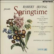 Click here for more info about 'Robert Irving - Robert Irving Presents Springtime'