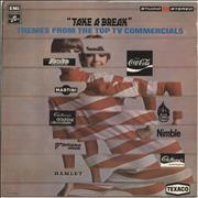Click here for more info about 'Robert James Orchestra - Take A Break - Themes From The Top TV Commercials'