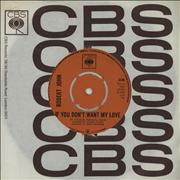 Click here for more info about 'Robert John - If You Don't Want My Love'