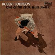 Click here for more info about 'Robert Johnson (30s) - King Of The Delta Blues Singers - graduated label'