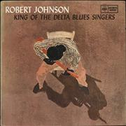 Click here for more info about 'Robert Johnson (30s) - King Of The Delta Blues Singers - 2nd Flipback Laminated'