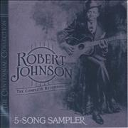 Click here for more info about 'Robert Johnson (30s) - The Centennial Collection - 5 Song Sampler'