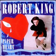 Click here for more info about 'Robert King - Paper Heart'