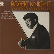 Click here for more info about 'Robert Knight - Love On A Mountian Top'