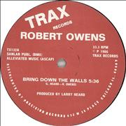 Click here for more info about 'Robert Owens - Bring Down The Walls'