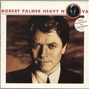 Click here for more info about 'Robert Palmer - Heavy Nova - Stickered sleeve'