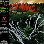Click here for more info about 'Robert Plant - 29 Palms - Sealed'