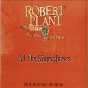 Click here for more info about 'Robert Plant - All The Kings Horses'