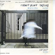Click here for more info about 'Robert Plant - Big Log'