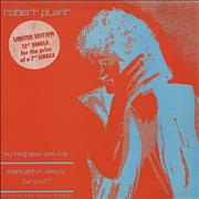 Click here for more info about 'Robert Plant - Burning Down One Side'