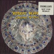 Click here for more info about 'Robert Plant - Calling To You'