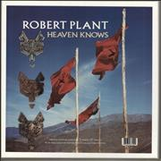 Click here for more info about 'Robert Plant - Heaven Knows + Box'