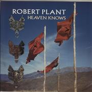 Click here for more info about 'Robert Plant - Heaven Knows'