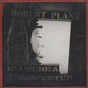 Click here for more info about 'Robert Plant - If I Were A Carpenter'