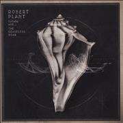 Robert Plant Lullaby And... The Ceaseless Roar UK 2-LP vinyl set