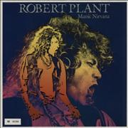 Click here for more info about 'Robert Plant - Manic Nirvana - Numbered Gatefold'