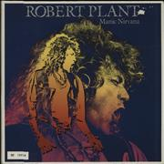 Click here for more info about 'Robert Plant - Manic Nirvana - Numbered Gatefold - EX'