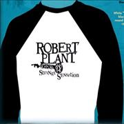 Click here for more info about 'Robert Plant - Mighty Rearranger Baseball Shirt [Small]'