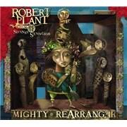 Robert Plant Mighty Rearranger UK vinyl LP