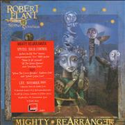 Click here for more info about 'Robert Plant - Mighty Rearranger'