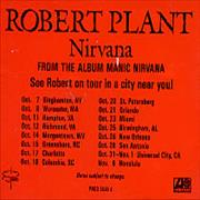 Click here for more info about 'Robert Plant - Nirvana'