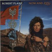 Click here for more info about 'Robert Plant - Now And Zen + Programme'