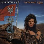 Click here for more info about 'Robert Plant - Now And Zen'