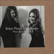 Click here for more info about 'Robert Plant & Alison Krauss - Please Read The Letter'