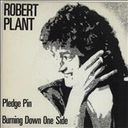 Click here for more info about 'Robert Plant - Pledge Pin'
