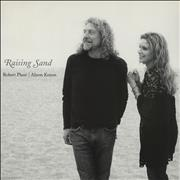 Click here for more info about 'Robert Plant - Raising Sand - 180gm - Ex'