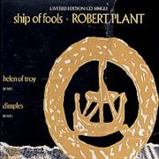 Click here for more info about 'Robert Plant - Ship Of Fools - 3