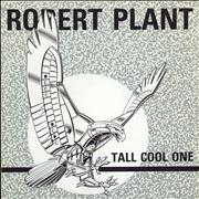 Click here for more info about 'Robert Plant - Tall Cool One - Promo'