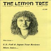 Click here for more info about 'Robert Plant - The Lemon Tree Issue 5'
